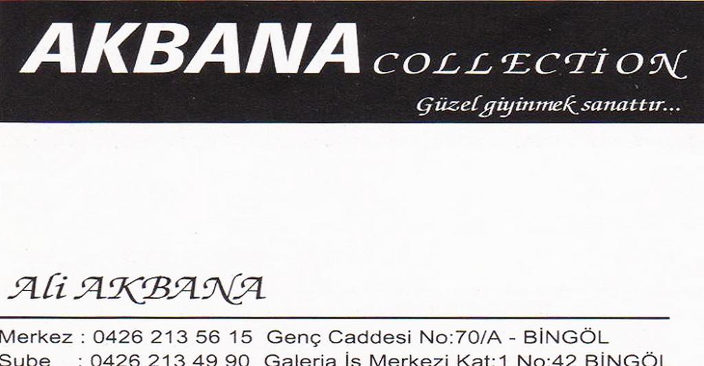 akbana