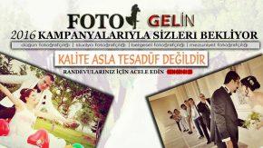 FOTO GELİN