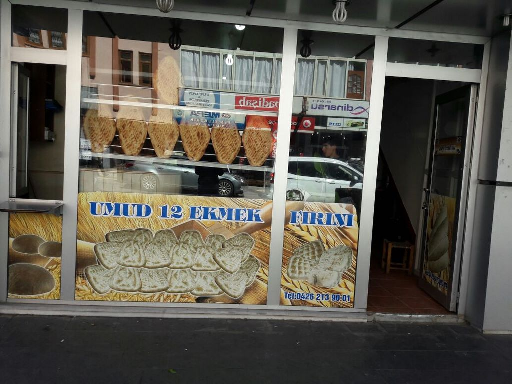 Bingöl umud 12 ekmek fırını, bingolde pişirim yapan yerler, bingölde fırıncılar, bingölde ekmek satan yerler.
