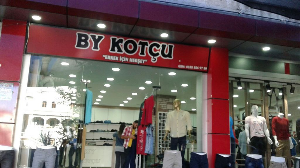 BY KOTÇU