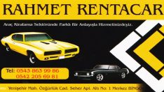 RAHMET RENT A CAR