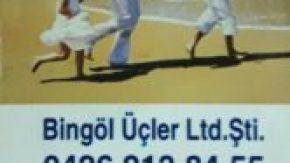 Bingöl Üçler Ltd. Şti.İpragaz Tüpçülük
