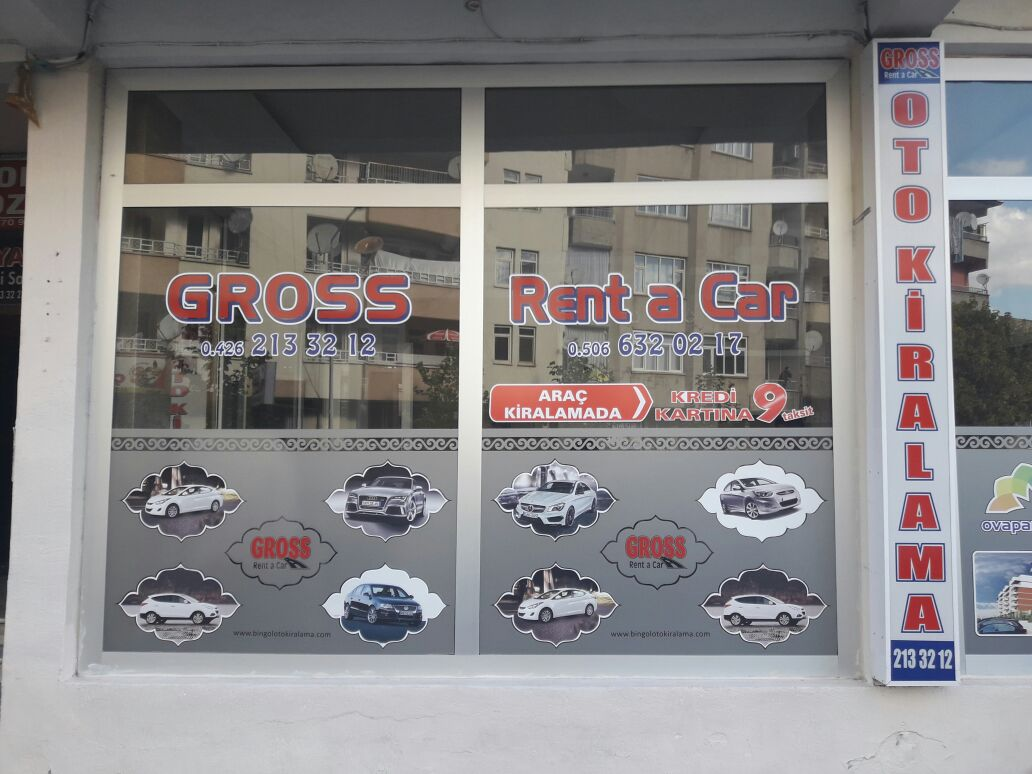Gross Rent a Car