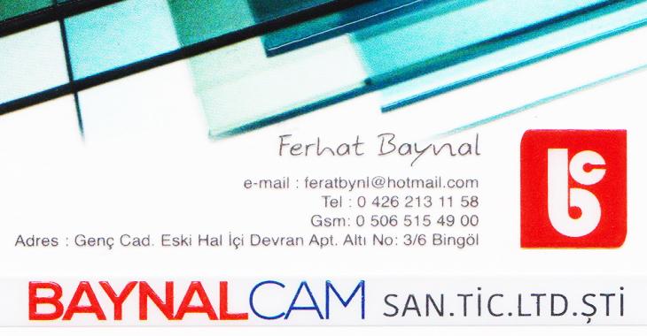BAYNAL CAM